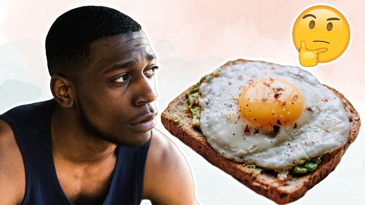 Eggy Rice.