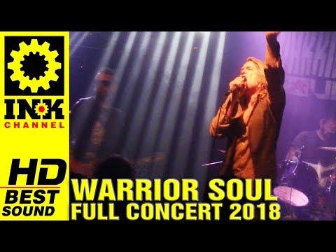 WARRIOR SOUL - Full Concert [25/2/18 @8ball Thessaloniki Greece]