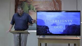 One Word Study: Sovereignty - Randy Allen July 29, 2020