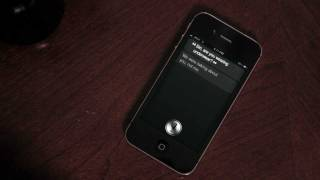 Siri, will you marry me? Questions not to ask the iPhone 4s