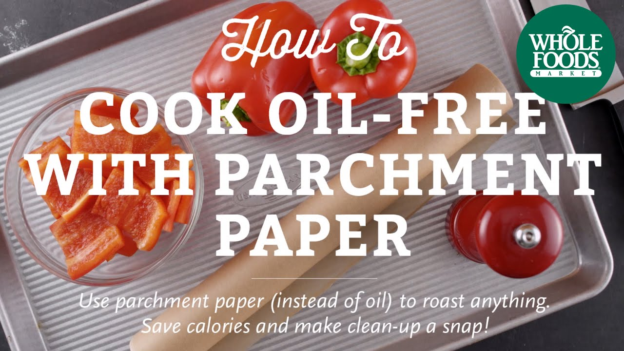 How To Cook With Parchment Paper | Cooking Techniques l Whole Foods Market