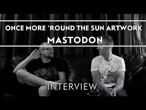 Mastodon - Skinner (Artist) of Once More Round The Sun Artwork [Interview] Thumbnail image