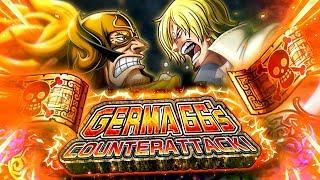 FREE LEGENDS!! WIN 1,000 GEMS!! Germa 66 Lottery!! (ONE PIECE Treasure Cruise)