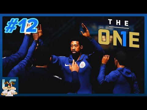 NBA Live 18 | The One #12 | The End Of The Win Streak! 😔