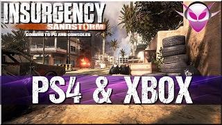 Insurgency ➤ Arrive sur PS4 et XBOX
