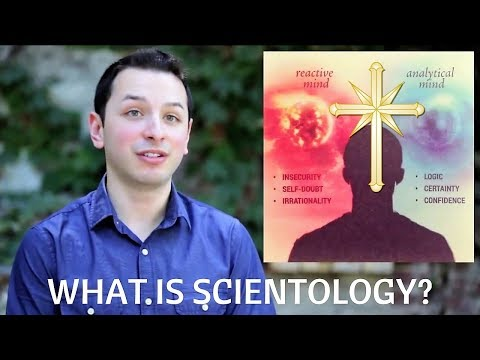 What Is Scientology? - Inside The Scientology Celebrity Centre