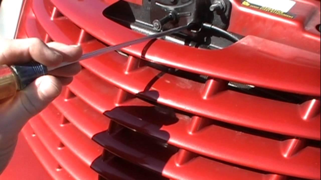 How To Open A Stuck Pt Cruiser Hood Release