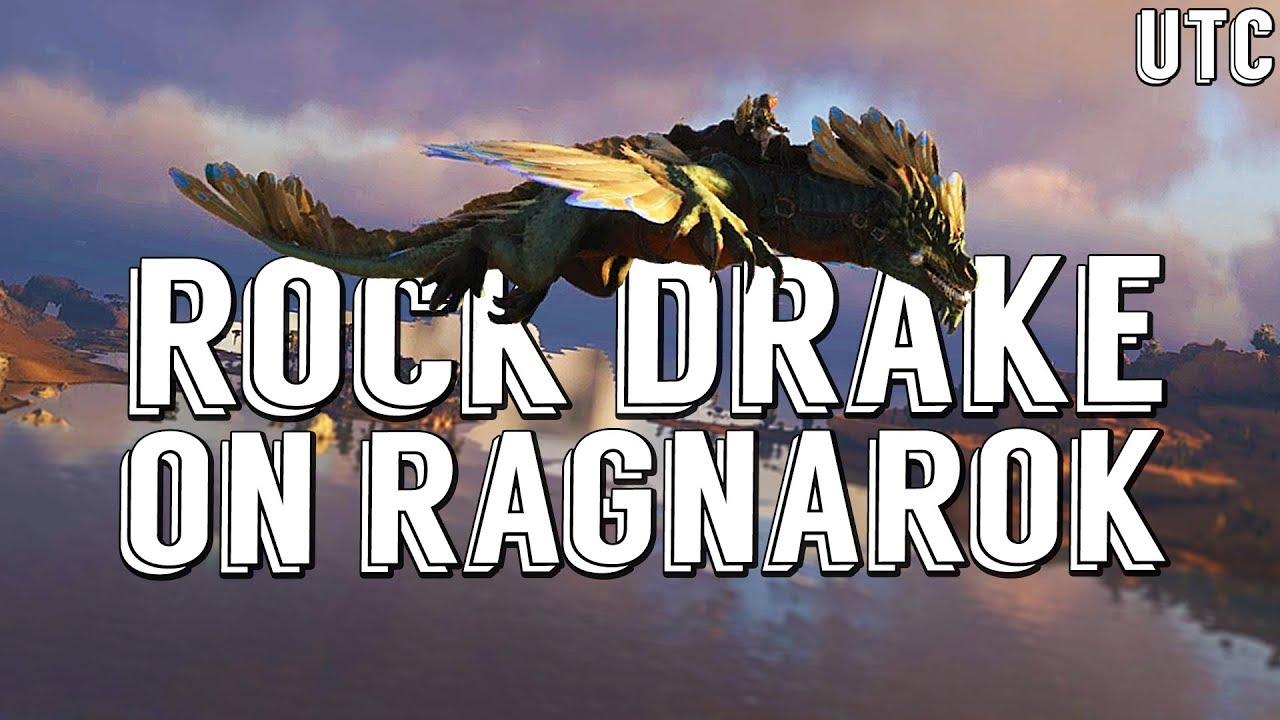 Ark Rock Drake Spawn Command