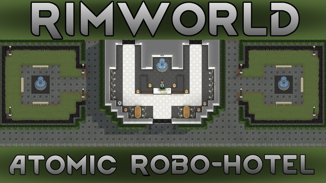 [70] Another Round Of Pandora Boxes | RimWorld 1 0 Atomic Robo-Hotel