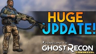Wildlands Ghost Wars PvP: Title Update 1 Coming TOMORROW!