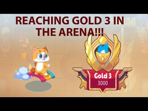 REACHING GOLD 3