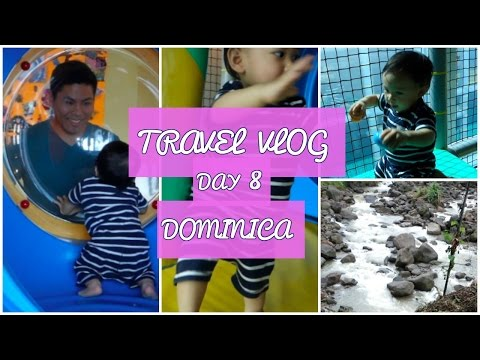 CARIBBEAN CRUISE TRAVEL VLOG | DAY 8 DOMINICA (PART 7)