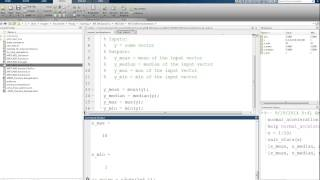 matlab tutorial lesson 04b multiple input output user defined functions