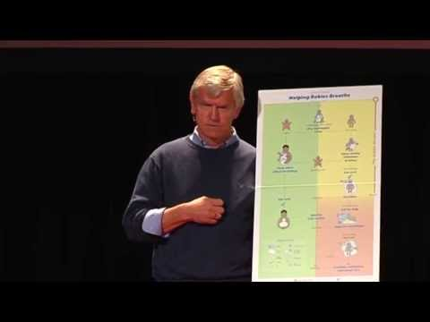 Helping save lives through innovative partnerships: Tore Laerdal at TEDxStavanger