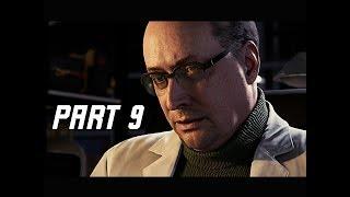 MARVEL'S SPIDER-MAN Walkthrough Part 9 - Dr. Octavius (PS4 Pro 4K Let's PLay)