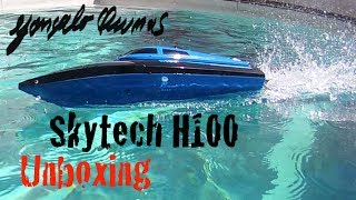 Skytech H100 unboxing and small try out