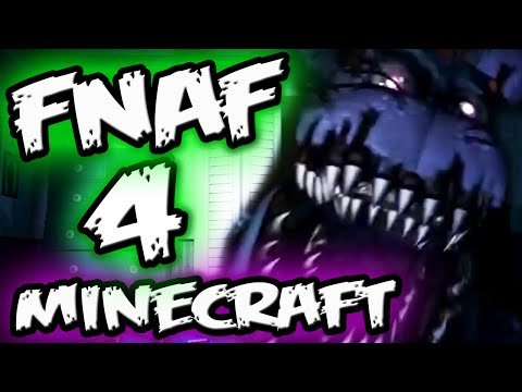 FNAF 4 FREE ROAM    Fazbear Nightmare Fan Game    Five Nights at Freddy's 4 Jumpscares