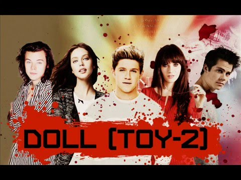 Doll ( toy-2 ) -Harry Styles And Niall Horan Fanfic (No Escape Trilogy)