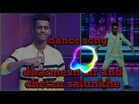 Dharmesh Sir And Chetan Salunkhe Full Dance Song Popping Robotic Hip Hop Mix By L.R.dance Remix