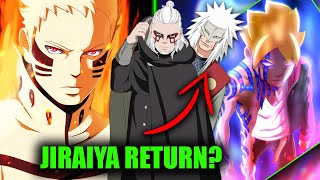 Naruto & Sasuke Learn Boruto WILL Die & Kashin Koji is Jiraiya? - Koji Vs Jigen - Boruto Chapter 46