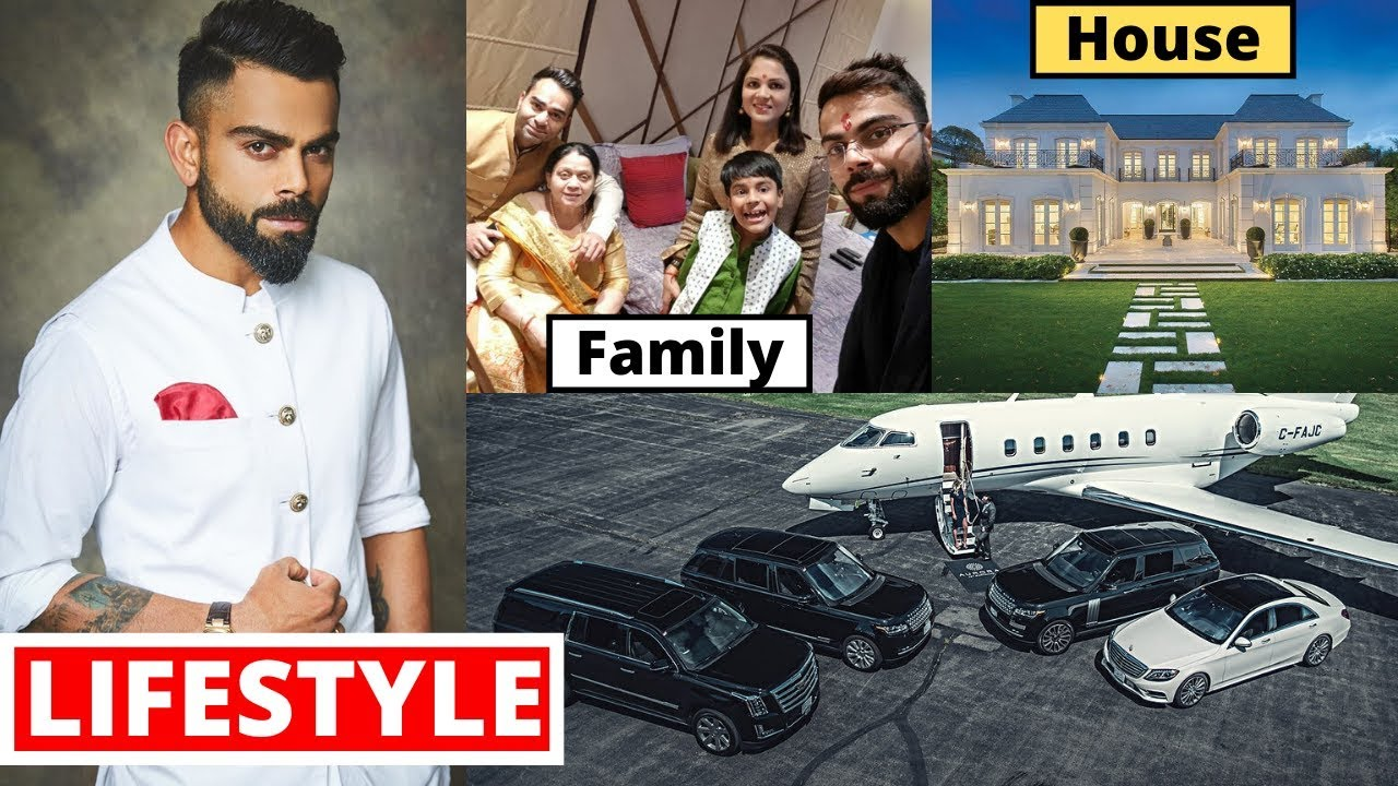 Virat Kohli Lifestyle 2020, House, Cars, Family, Biography, Net Worth, Records, Career & Income