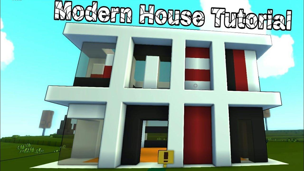 Modern house on cornerstone tutorial 2nd floor