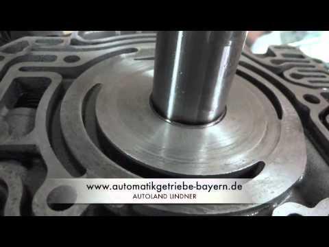 Automatikgetriebe Getriebe Instandsetzung Bayern Landshut Rosenheim Kempten