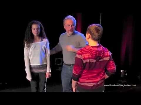 Éléments de mise en scène : Bien se placer sur scène