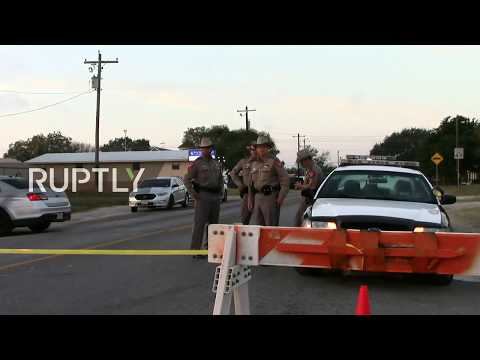 LIVE: Sutherland Springs church shooting: aftermath