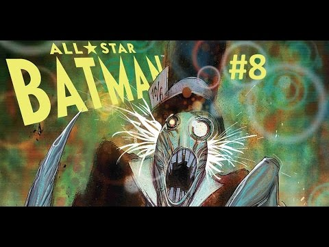 All Star Batman #8 | COMIC BOOK UNIVERSITY
