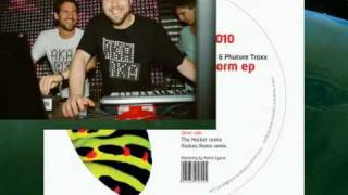 CITIZEN KAIN & PHUTURE TRAXX - The Worm (Aka Aka Remix) (Neverending 010)