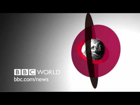Mock Design - BBC World Opening Titles
