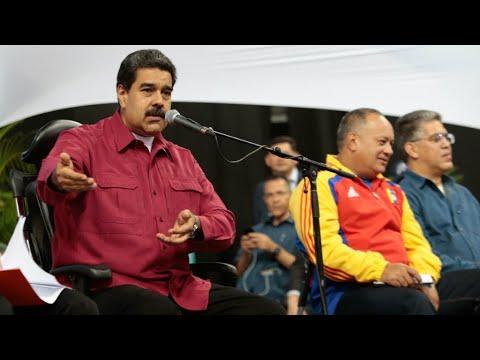 Venezuela: Maduro foes seek to block new assembly