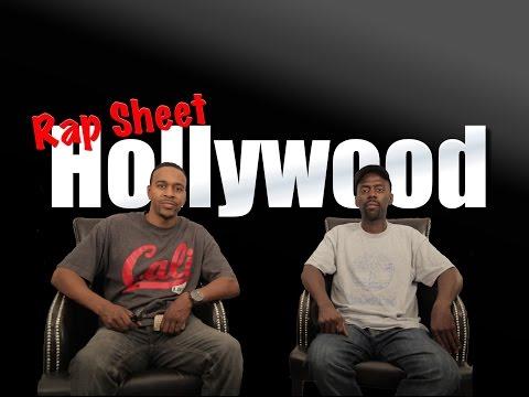 "Cosby Show Kenny ""BUD"" Deon Richman Co-Hosts Rap Sheet Hollywood"