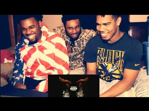 """Download Tee Grizzley Feat. Meek Mill """"Beef"""" (Official Audio) REACTION!!"""