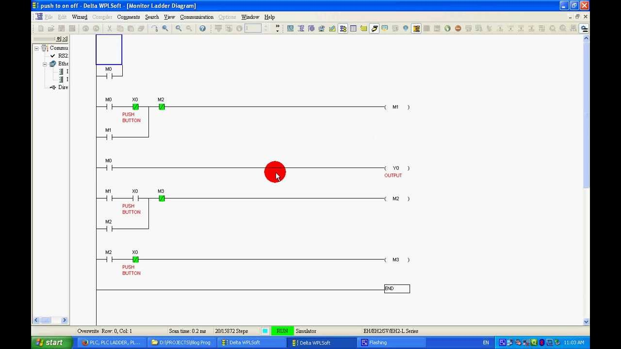 reading a ladder diagram [ 1280 x 720 Pixel ]