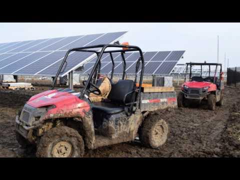 DTE Energy New Solar Panels #1 of 2