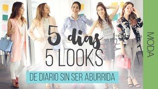 5 DIAS 5 LOOKS DE VERANO | Zara, Shein,... | WanderLu Style
