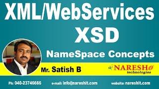 xsd namespace concepts   xml tutorial   mr sarish b