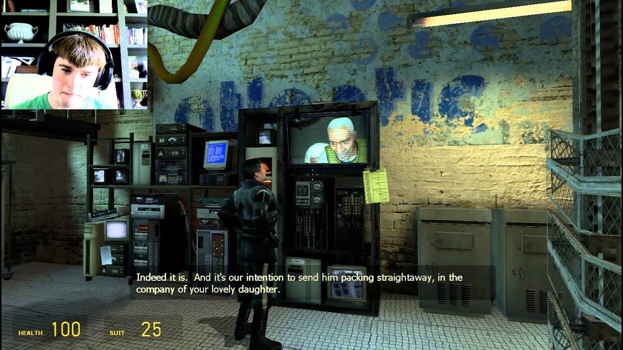 Half Life 2 I Find Kleiner S Lab