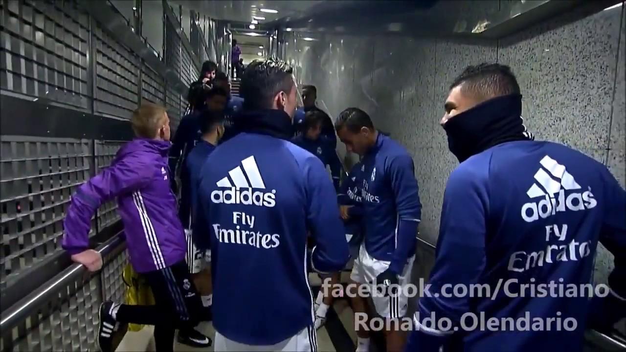 112526e22 Cristiano Ronaldo imitando Felipão - YouTube