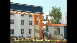 jain public school davangere