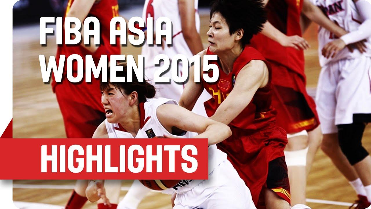 Japan v China - Final Highlights
