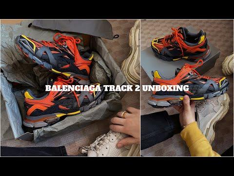 Balenciaga Track V2 Unboxing + Review