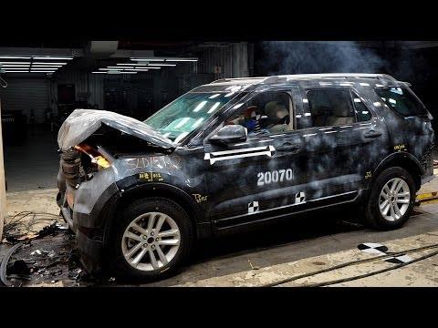CRASH TEST ► 2014 Ford Explorer