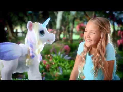 Furreal Friends Australia Starlily My Magical Unicorn