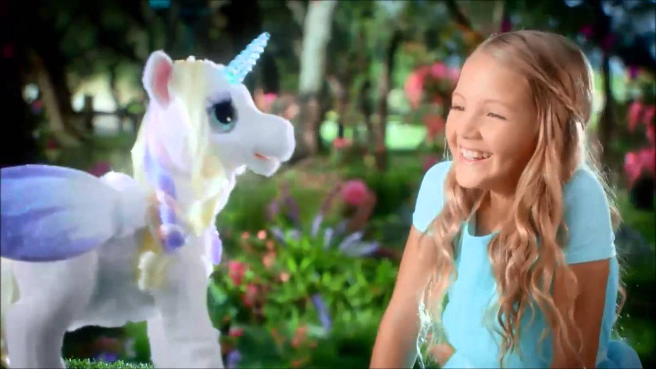 Furreal friends star lily my magical unicorn youtube dating