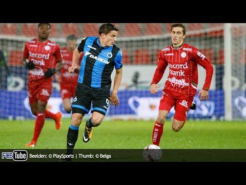 2017-2018 - Croky Cup - 02. 8ste Finale - Zulte Waregem - Club Brugge 2-3