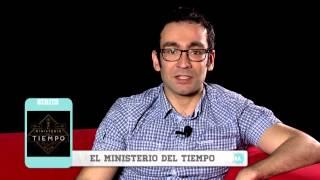 Seriemente: 'El Ministerio del Tiempo'