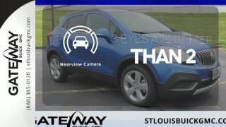 New 2016 Buick Encore St Louis MO St Charles, MO #160891